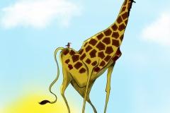 Giraf_klein