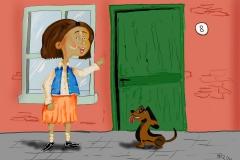 Kinderboek illustratie